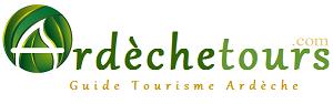 retina logo Ardechetours.com guide touristique location vacances Ardèche