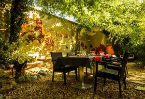 Réouverture du Restaurant Le Jardin d'Eden @ Restaurant Le Jardin d'Eden