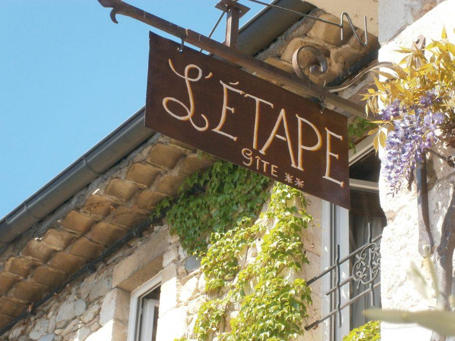 Location du gite l'Etape 2** à Vallon pont d'Arc en Sud Ardèche