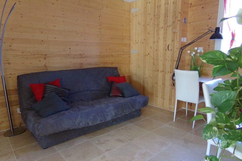 Location Vacances 6 personnes 3 chambres à Vallon Pont d