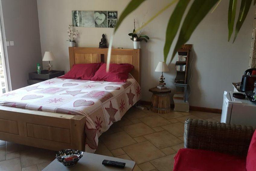 chambre d'hôtes Vallon Pont d