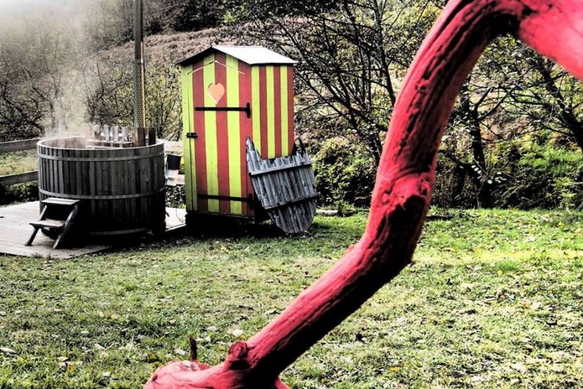 Le Mas du Pestrin - location vacances Ardèche