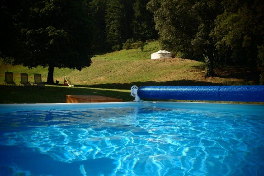 Le Mas du Pestrin - lcoation vacances Ardèche avec piscine