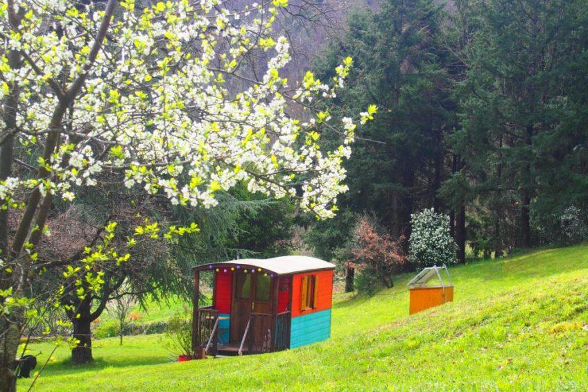 Le Mas du Pestrin - vacances Ardèche