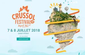 Crussol Festival 2ème édition @ Crussol Festival