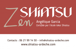 Shiatsu Ardèche Angélique Garcia