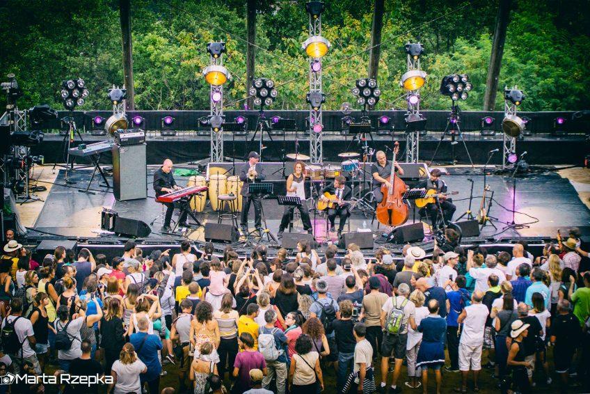 Concert Zaz Crussol Festival