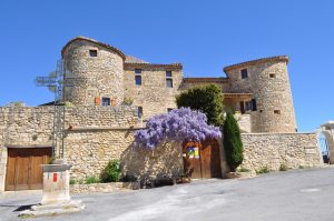 Château de BESSAS - Ardèche