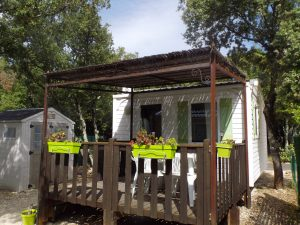 location vacances mobil-home le cigalon camping orgnac aven sud ardeche