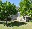 Mas Elise D votre Location de vacances dans une villa charme Bâtisse en pierre Saint Alban Auriolles sud Ardèche - Ardèchetours
