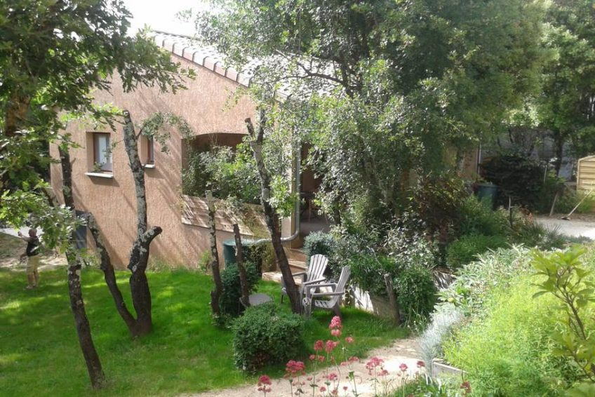 Location de Vacances SPA et Jacuzzi en Sud Ardèche : capacité 2 personnes au Gite d