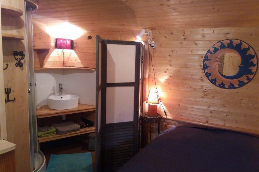 Location vacances Ardèche - gite 2 personnes Chalet d
