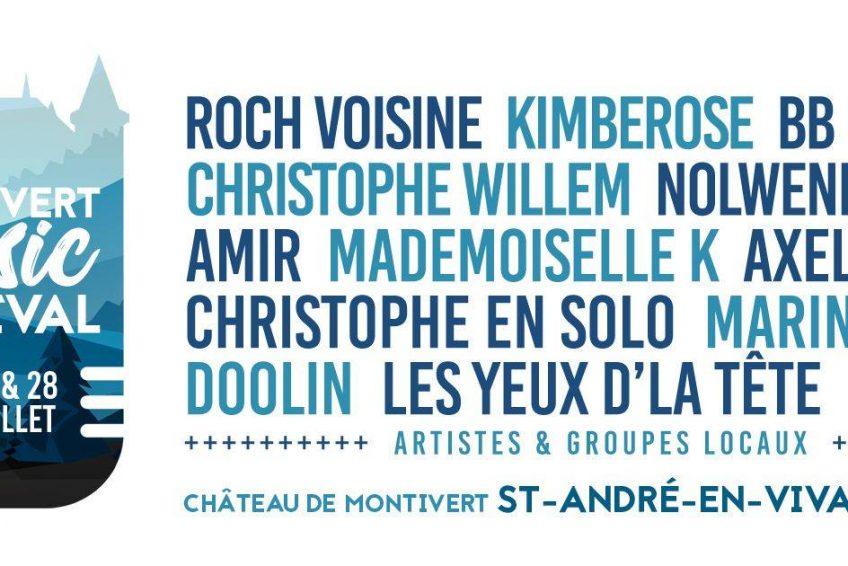 Montivert Music Festival Nord Ardèche