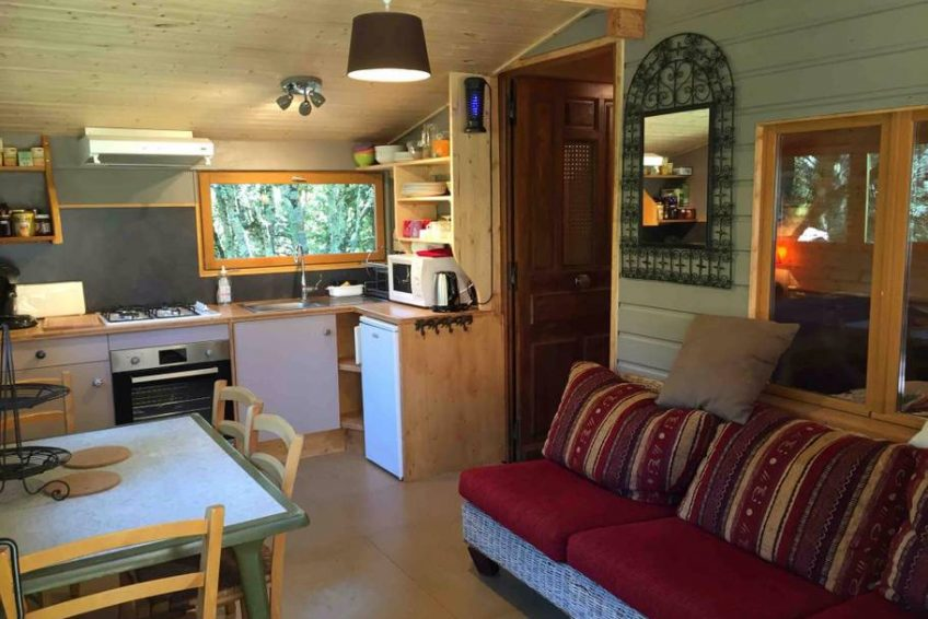 location Vacances Chalet d
