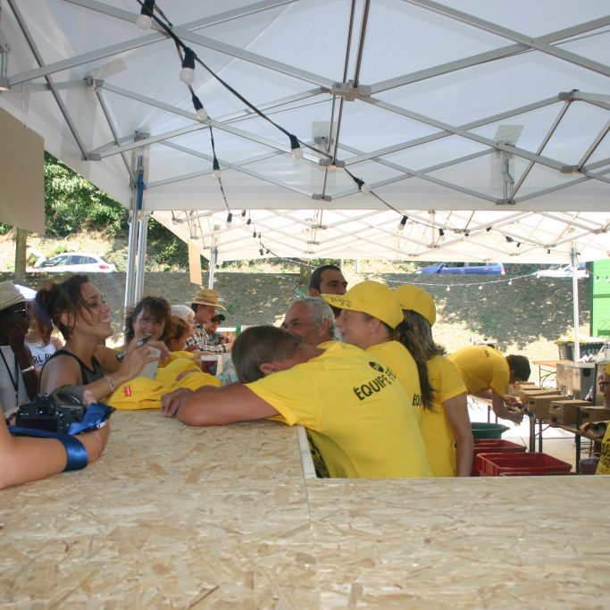 village citoyen crussol festival - bénévoles