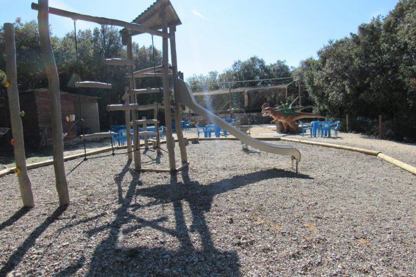 grotte Ardèche - Aven Marzal zoo préhistorique jeux enfants en extérieur