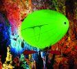 Voler dans une grotte - La Salamandre Gard Ardèche