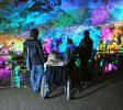 grotte de la Salamandre acces handicape