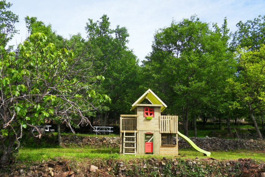 Villa vacances Ardèche - Résidence de gites la Grenouillère à Joyeuse