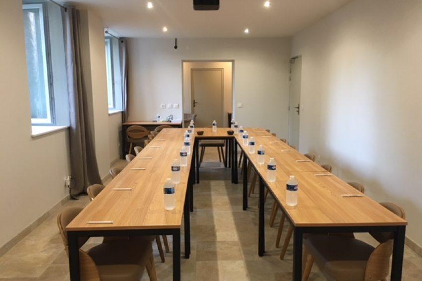 Séminaire Ardèche - Séjour Hôtel de charme Ardèche avec piscine - Hôtel du Couvent de Vagnas