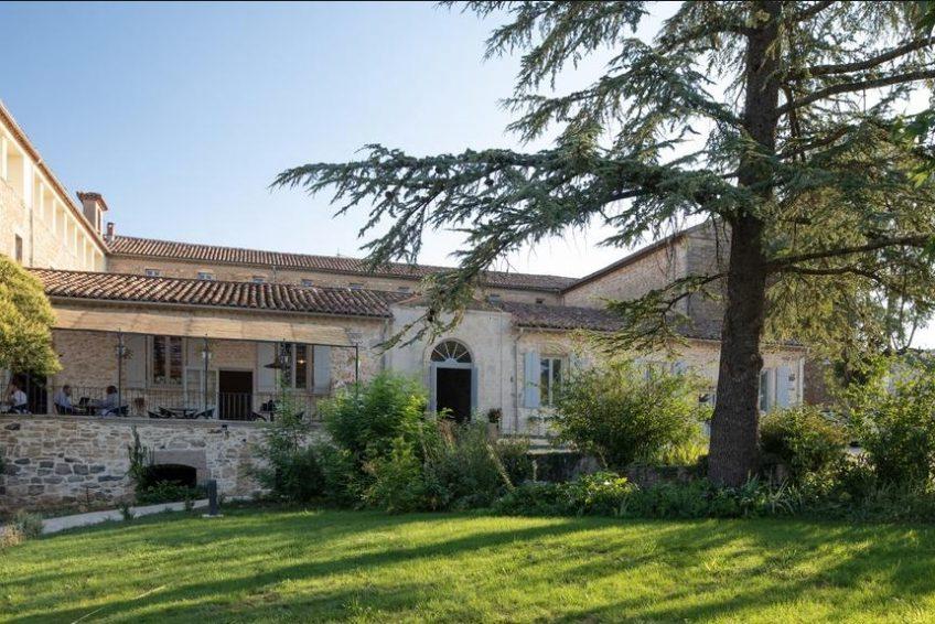 Séjour Hôtel de charme Ardèche avec piscine - Hôtel du Couvent de Vagnas